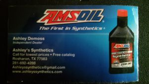 Amsoil for Sale in TX, US