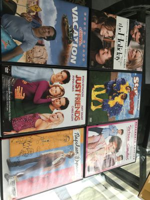 Lot of 6 comedies for Sale in St. Petersburg, FL