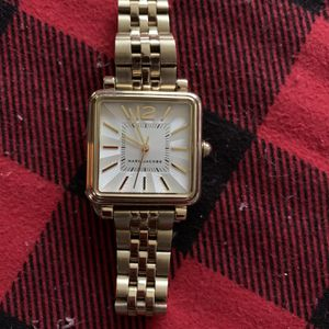 Marc Jacobs Gold Watch for Sale in Paramount, CA