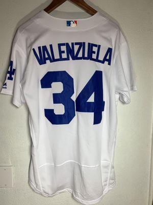 Fernando Valenzuela Los Angeles Dodgers Baseball Stitched Jersey 10 for Sale in Covina, CA