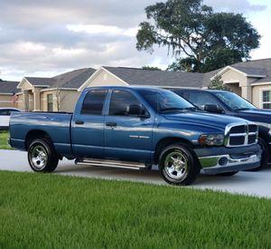 Blue 2004 Dodge Ram 1500 for Sale in Winter Haven, FL