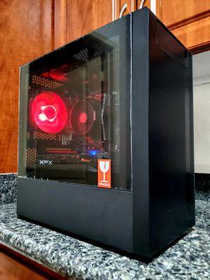 New built custom gaming pc ryzen 5 2600| RX 580 8GB| 8GB DDR4|250GB SSD|500GB HDD for Sale in Gilbert, AZ