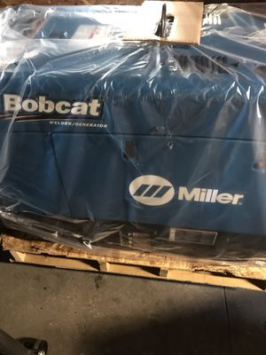 Miller bobcat 250 welder generator for Sale in Montclair, CA