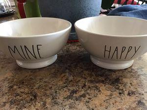 Rae Dunn Bowls for Sale in Sierra Vista, AZ