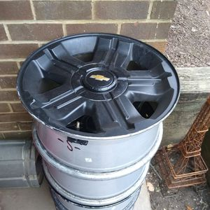 Rims For Sale,,,18x9,, Chevrolet,Gmc,Dodge, Toyota,,,,,$$300 for Sale in Silver Spring, MD