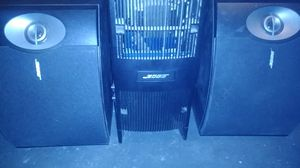 Bose Acoustimass 10 iv home entertainment system. With 2 Bose 301 v Speakers originally priced at $350!! for Sale in Las Vegas, NV