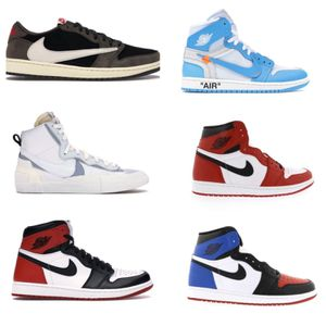 Jordan Off white, Jordan 1 Chicago, Top 3, Black toe, Sacai x Blazer, Jordan Travis scott for Sale in Pompano Beach, FL