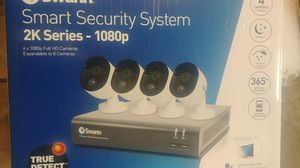 BRAND NEW SWAN SWDVK-845804V SECURITY SYSTEM for Sale in Lathrop, CA