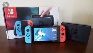 nintendo switch for Sale in Framingham, MA