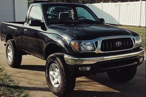 ➢➣➤ Fantastic truck, runs great. TOYOTA Tacoma 2001 for Sale in Santa Ana, CA