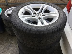 Bmw wheels and tires for Sale in Seattle, WA