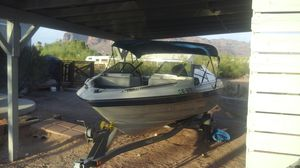 1990 16ft Bayliner. Priced to sell!!! Lake Ready!!! for Sale in Apache Junction, AZ