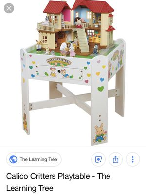 Kids play and game table for Sale in Seattle, WA