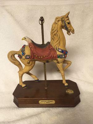 Carousel horse Ltd Ed 1989 Impulse Giftware for Sale in Whittier, CA