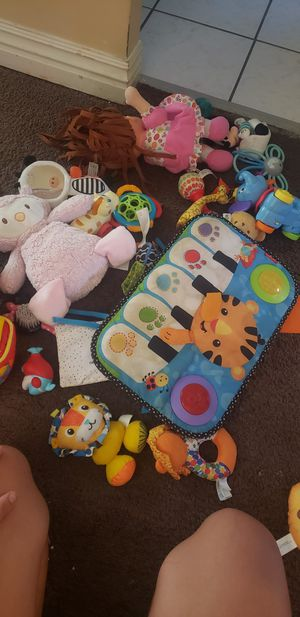 A bunch of random baby toys FREE FREE for Sale in Pico Rivera, CA