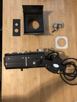 Altman Stage / Architectural lights / DJ equipment - clamp track mount - halogen for Sale in Chicago, IL