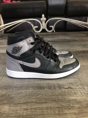 Air Jordan 1 shadow size 9.5 for Sale in Tacoma, WA