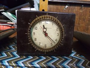 Old time clock made by General Electric for Sale in Fremont, CA
