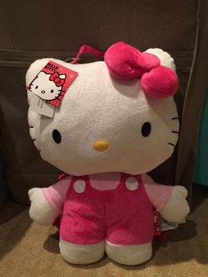 New Hello Kitty backpack. Must pick up in Palo Alto. for Sale in Stanford, CA