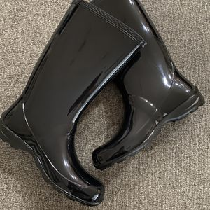 Boots Shiny black! (NEW!)SZ 6 for Sale in Corona, CA