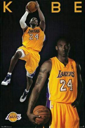 Kobe Bryant LA LAKERS Poster for Sale in North Chesterfield, VA