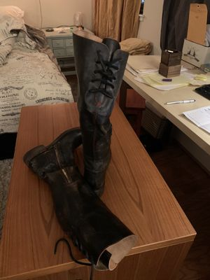 Bed Stu hand made boots. Size 7. Like new. Worn twice! for Sale in Washington, DC