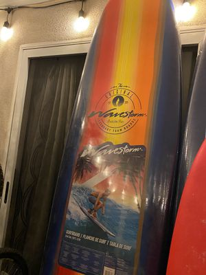 New WAVESTORM surfboard for Sale in Mission Viejo, CA