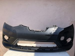 14-16 Rogue Nissan front Bumper for Sale in Rialto, CA