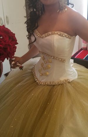 Quinceanera dress Mariachi for Sale in Los Angeles, CA