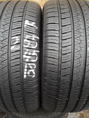255/45-18 #2 tires for Sale in Alexandria, VA