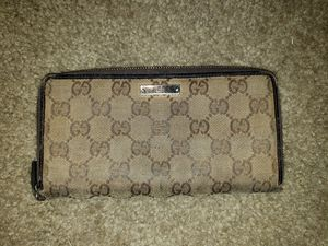 Authentic Gucci Wallet for Sale in Houston, TX