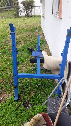 Weight bench for Sale in Miami, FL
