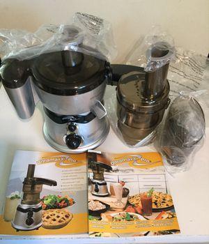 Ultramaxx Pro with recipe book for Sale in Lincolnia, VA