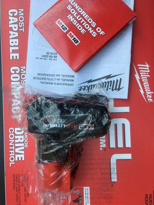 Milwaukee 4.0 Ah battery for Sale in Fremont, CA