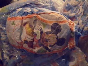 80 size 3 diapers/pullups and little swimmers. for Sale in San Diego, CA