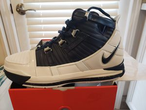de7a2b5f35cc Nike Zoom Lebron III  Midnight Navy  - Size 11 for Sale in Los Angeles