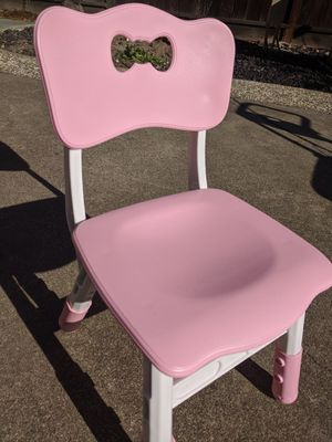 Toddler Adjustable Chair (pink) for Sale in Union City, CA