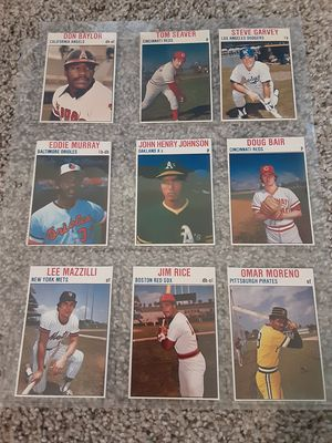 1970's Hostess Baseball Cards for Sale in Peoria, IL