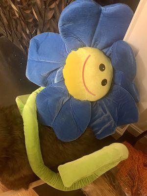 Giant plush Flower nursery decoration for Sale in Marlborough, MA