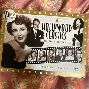 Hollywood Classics B&W Movie Collection DVDs for Sale in Los Angeles, CA