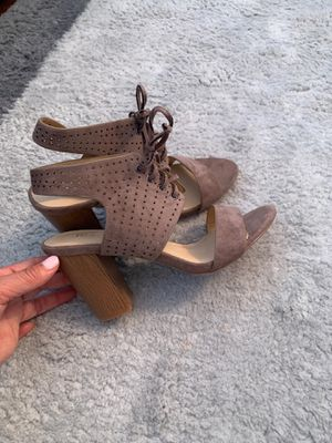 Women's size 7 heeled sandals for Sale in Chula Vista, CA