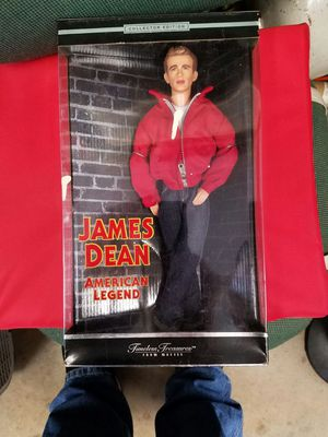 James Dean action figure for Sale in Granite City, IL
