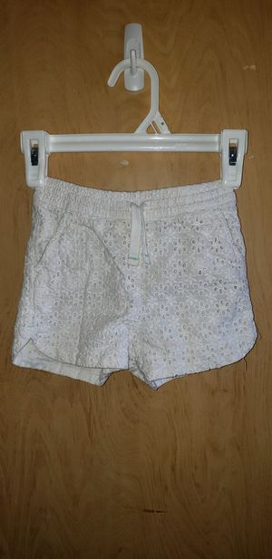 White toddler shorts for Sale in Gilroy, CA