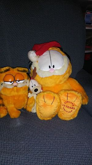 7 Garfield Stuffed Animals for Sale in Baltimore, MD