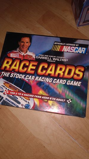 Darrell waltrip race cards for Sale in Tracy City, TN