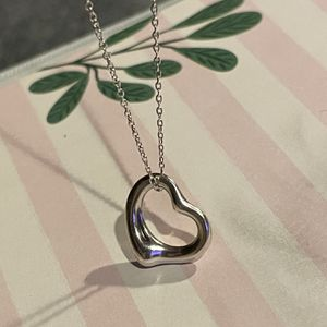Tiffany And Co Open Heart Necklace for Sale in Paramount, CA