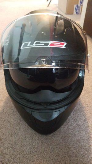 Ls2 motorcycle helmet for Sale in Bellevue, PA