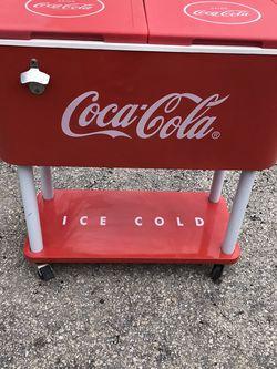 """Leigh Country Enfriador Coca-Cola 32,5 x 30 x 14.5"""" for Sale in Miami,  FL"""