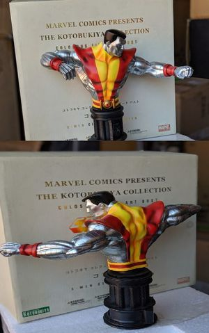 Kotobukiya X-Men Colossus Fine Art Bust Statue Marvel Sideshow for Sale in Pico Rivera, CA