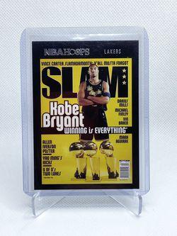 2020-2021 Panini NBA Hoops Kobe Bryant SLAM Magazine Insert SP #19 (x2) for Sale in Spring Valley,  CA